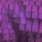 Purple-fabric