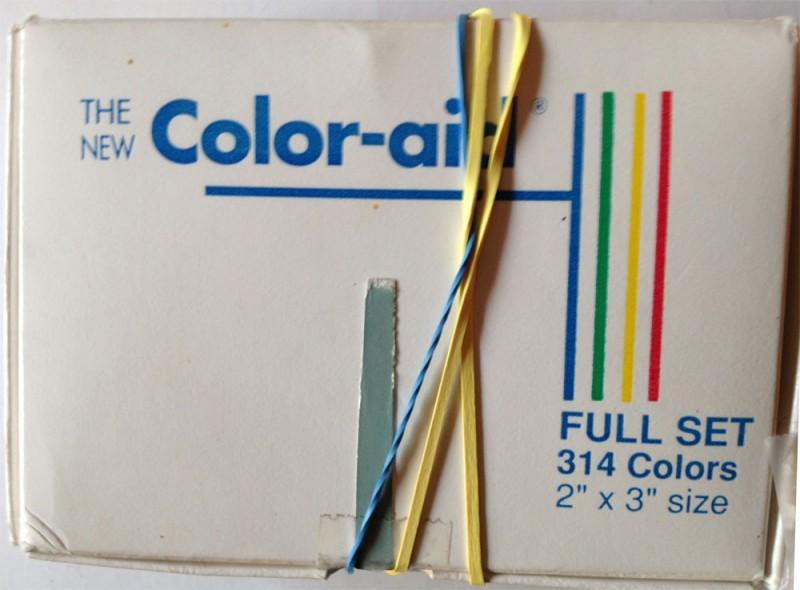 Color-aid-box
