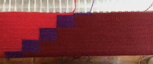 What's on the loom