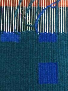 Green-blue-squares
