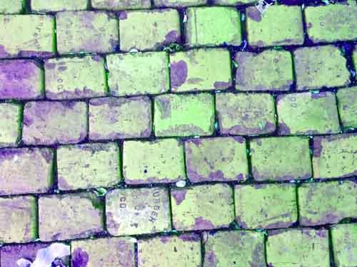 Bricks-hue adjustment