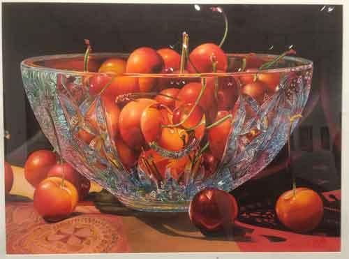 Heart of Cherries by Soon Y. Warren