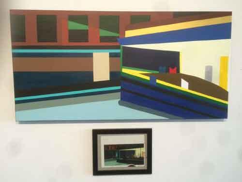 Inspiration: Nighthawks by Edward Hopper