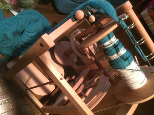 spinning and roving