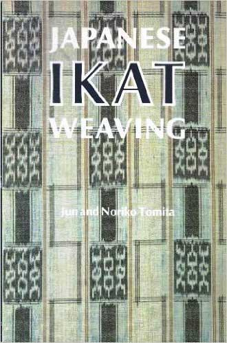 New-to-me ikat book